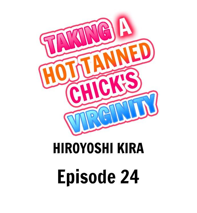 Taking a Hot Tanned Chick's Virginity 230