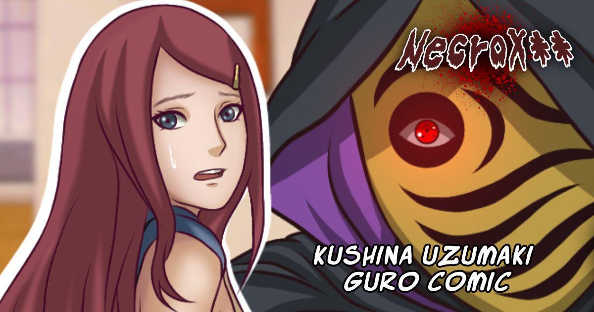 Kushina Uzumaki Guro Comic 0