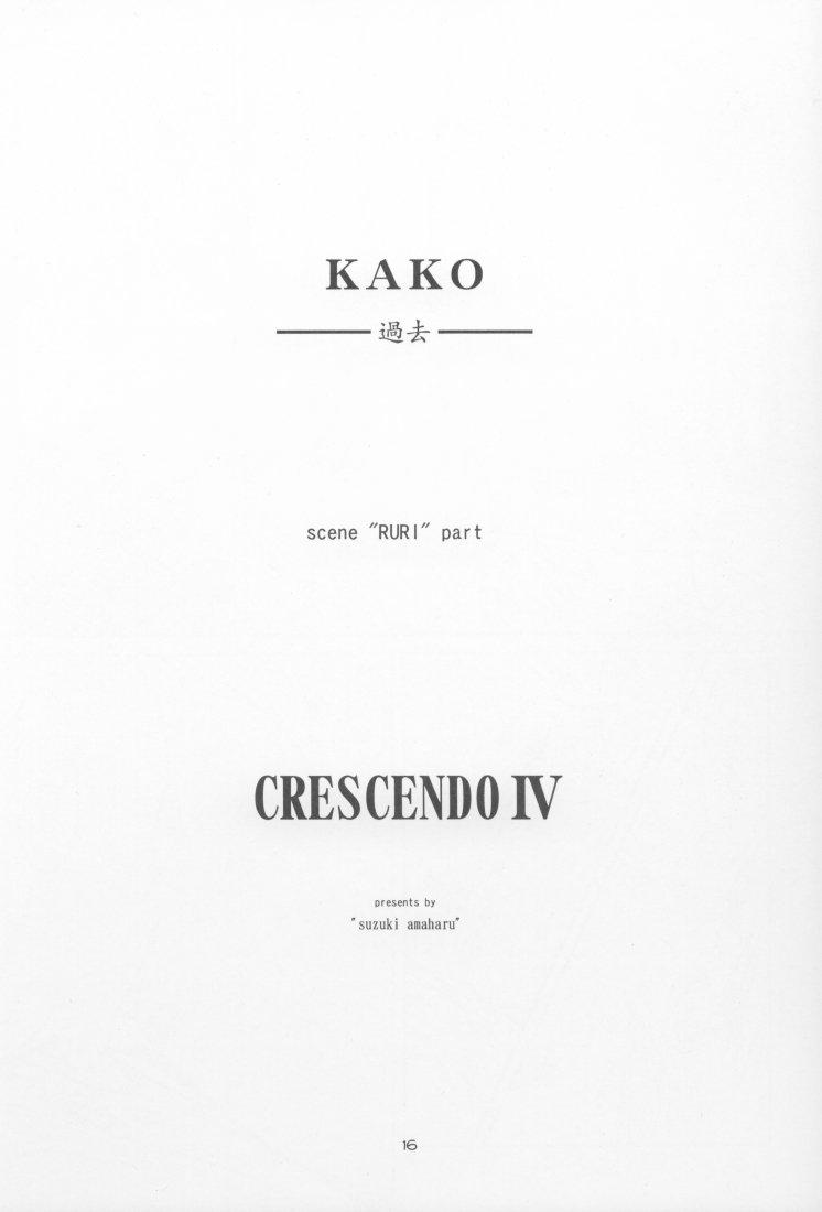 CRESCENDO IV 14
