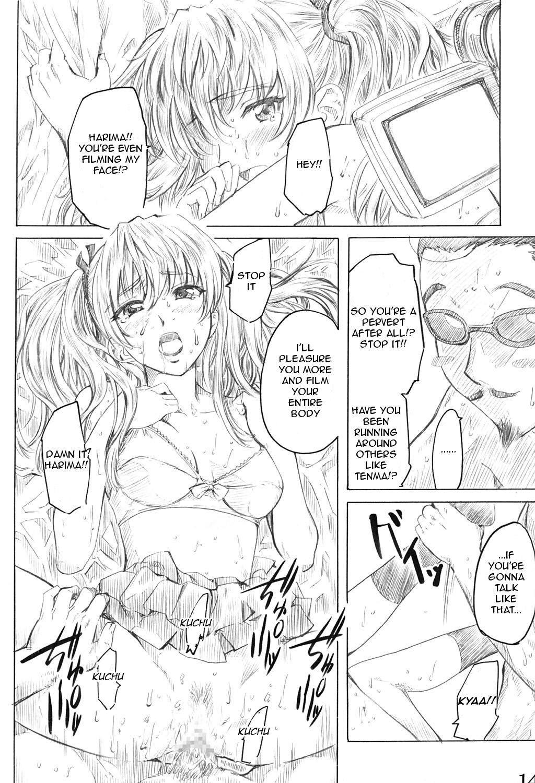 School Rumble Harima no Manga Michi 12