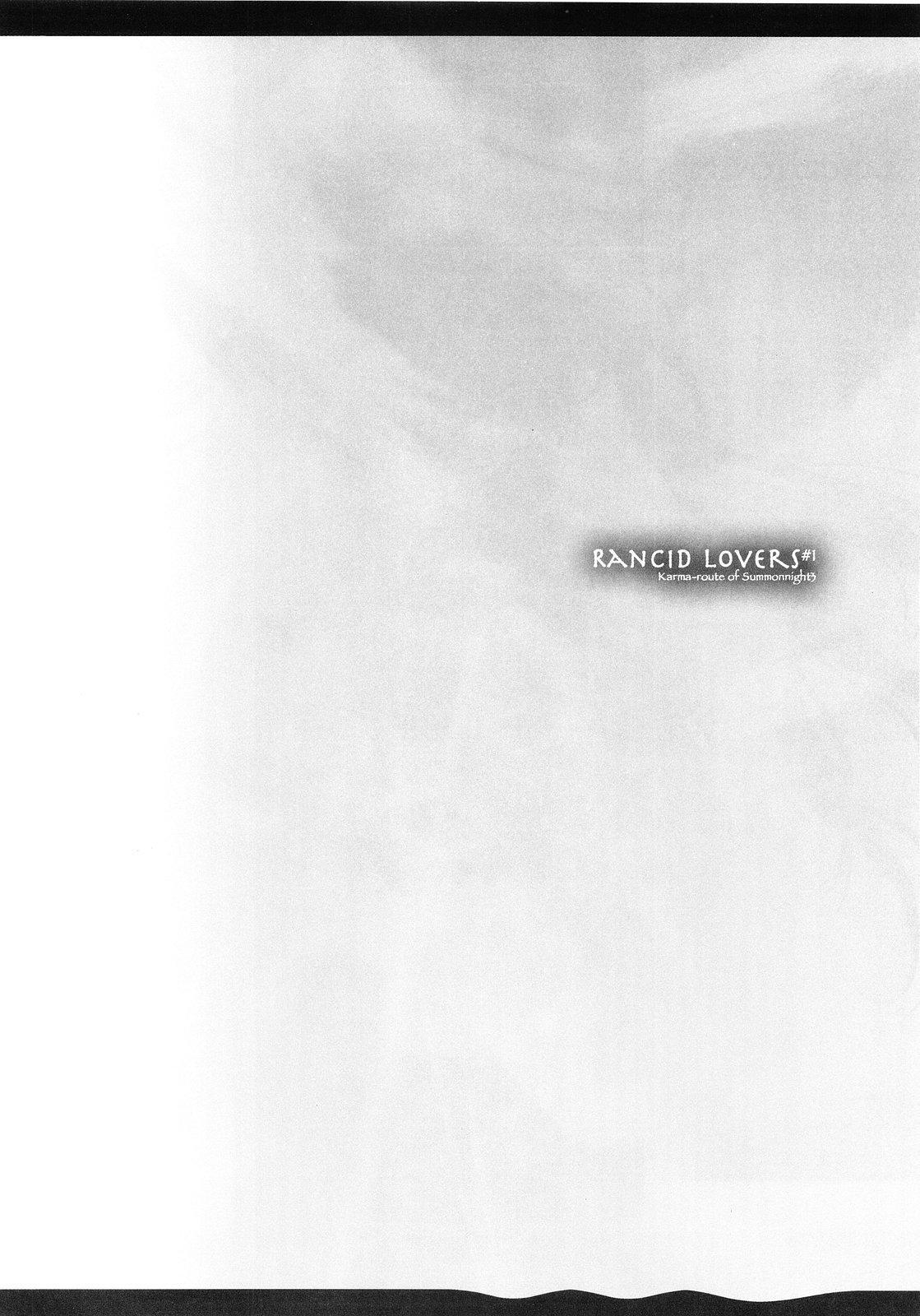 Rancid Lovers #1 2