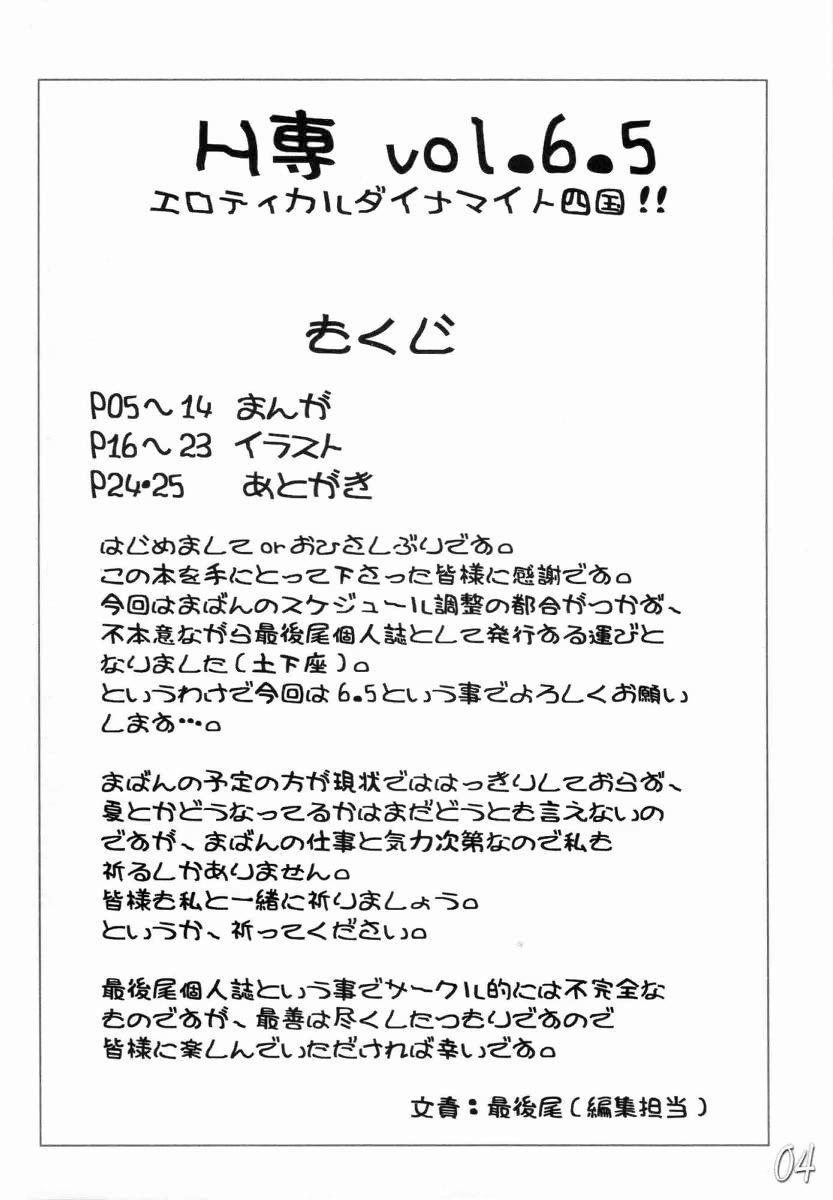 H-Sen vol. 6.5 2