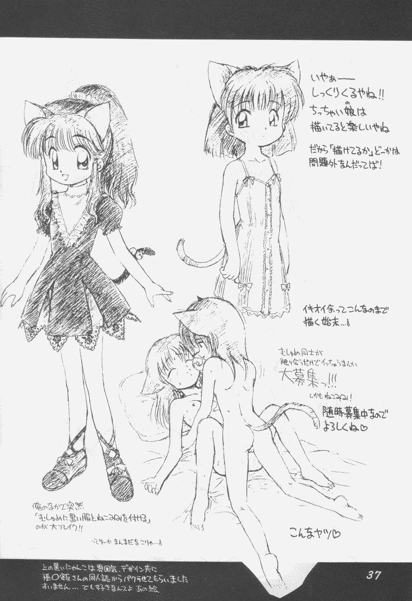 Uwasa no Neko Shuukai 35