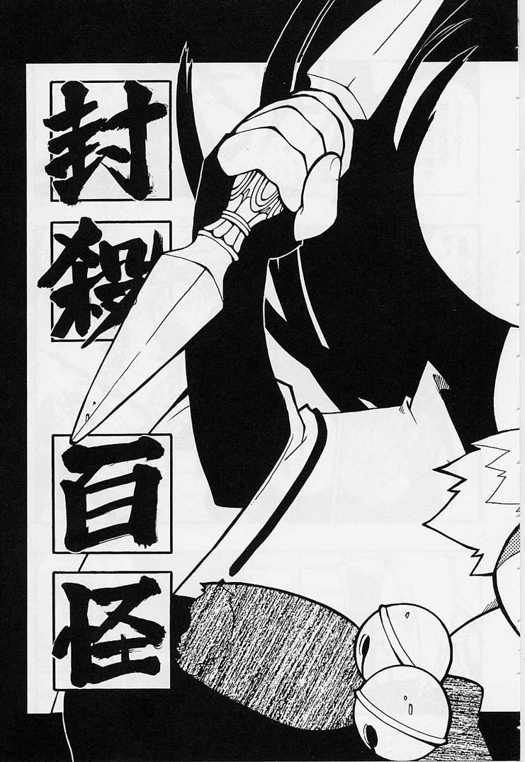 Fuusatsu Hyakkai 8