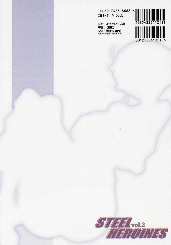 STEEL HEROINES Vol. 2 25