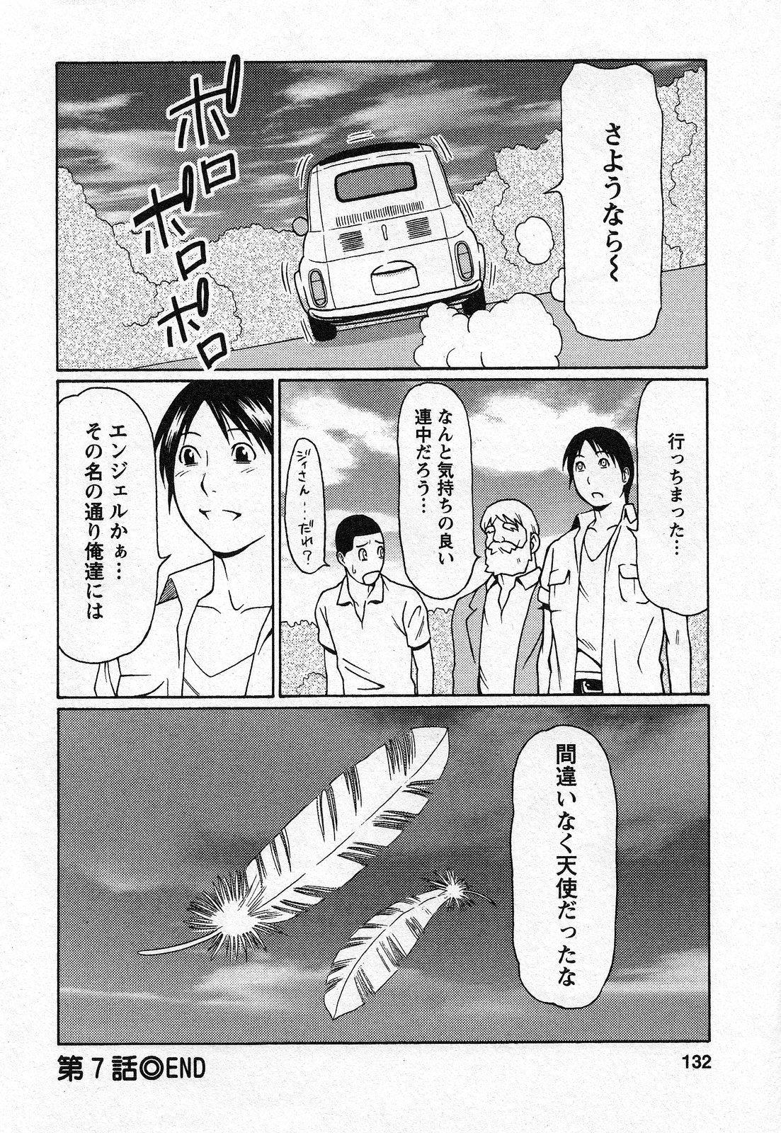 Tenshi ni Omakase 130
