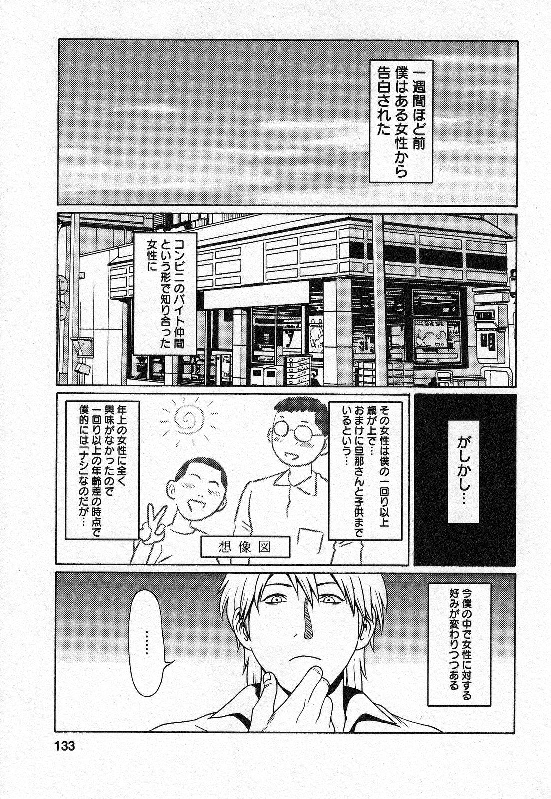 Tenshi ni Omakase 131
