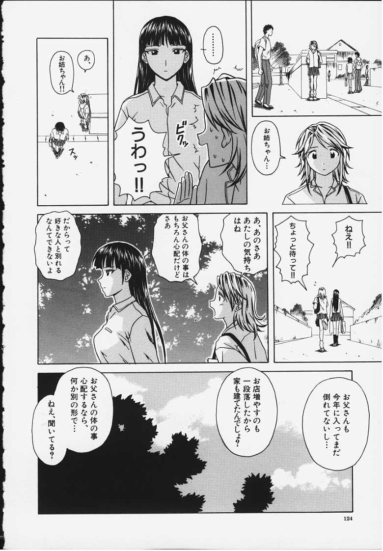 Yuuwaku no Tobira - Door of Invitation 122