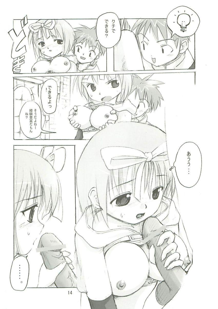 Himitsu no Guild ni Goyoujin 1+2+α 12