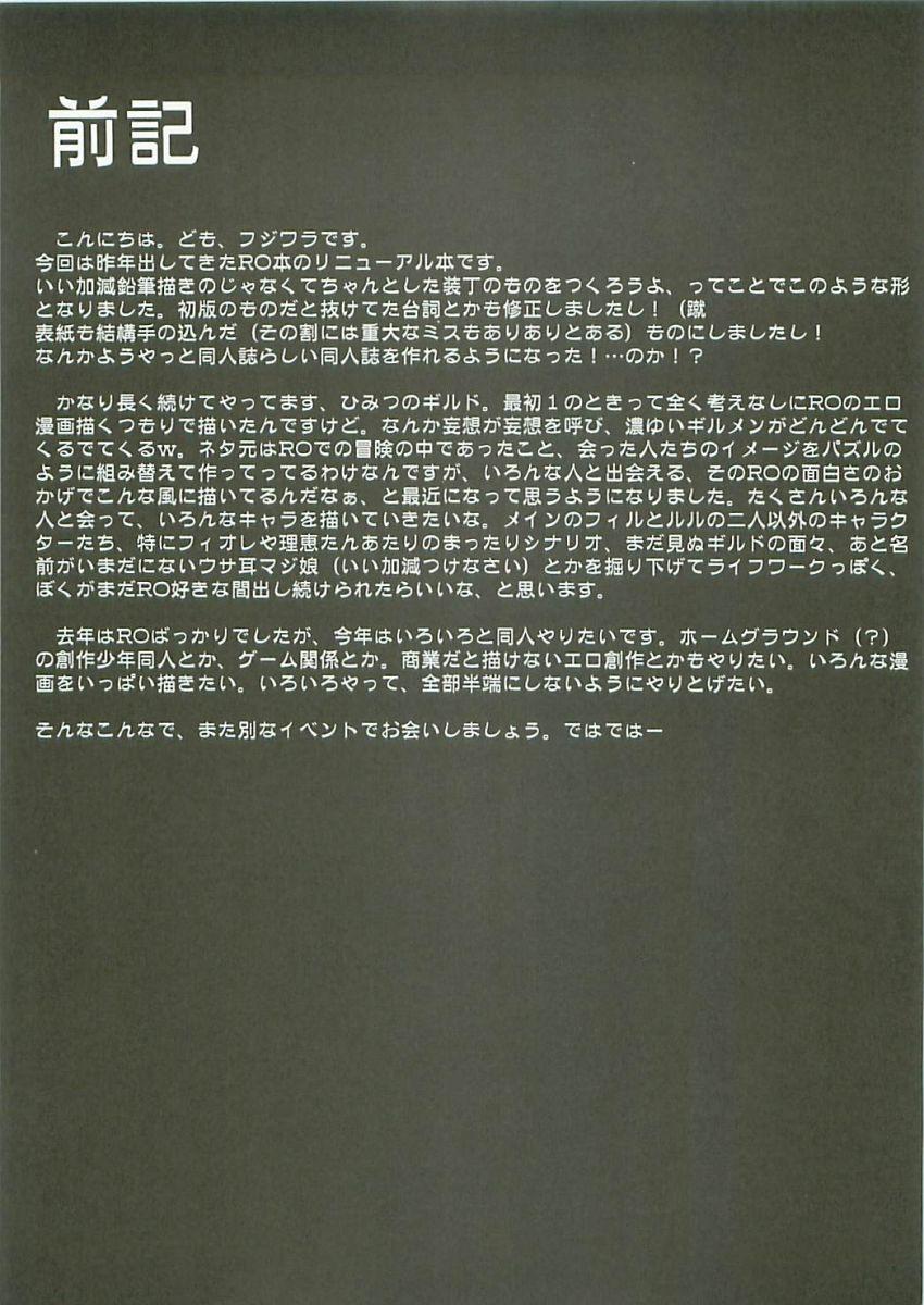 Himitsu no Guild ni Goyoujin 1+2+α 2