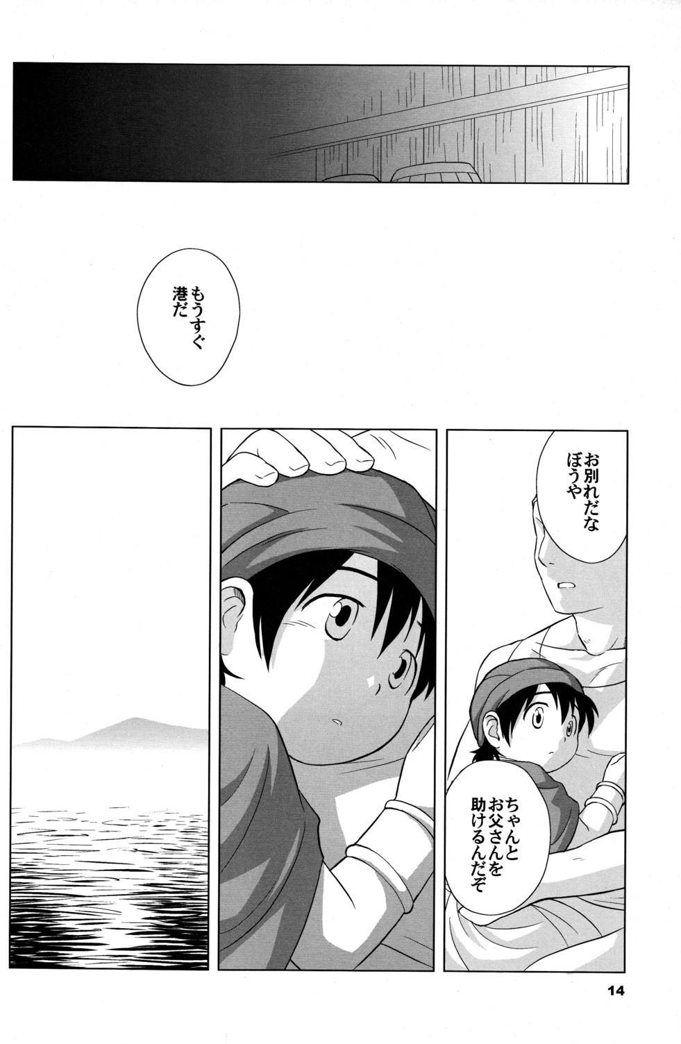 Hoshifuru Seisui 13