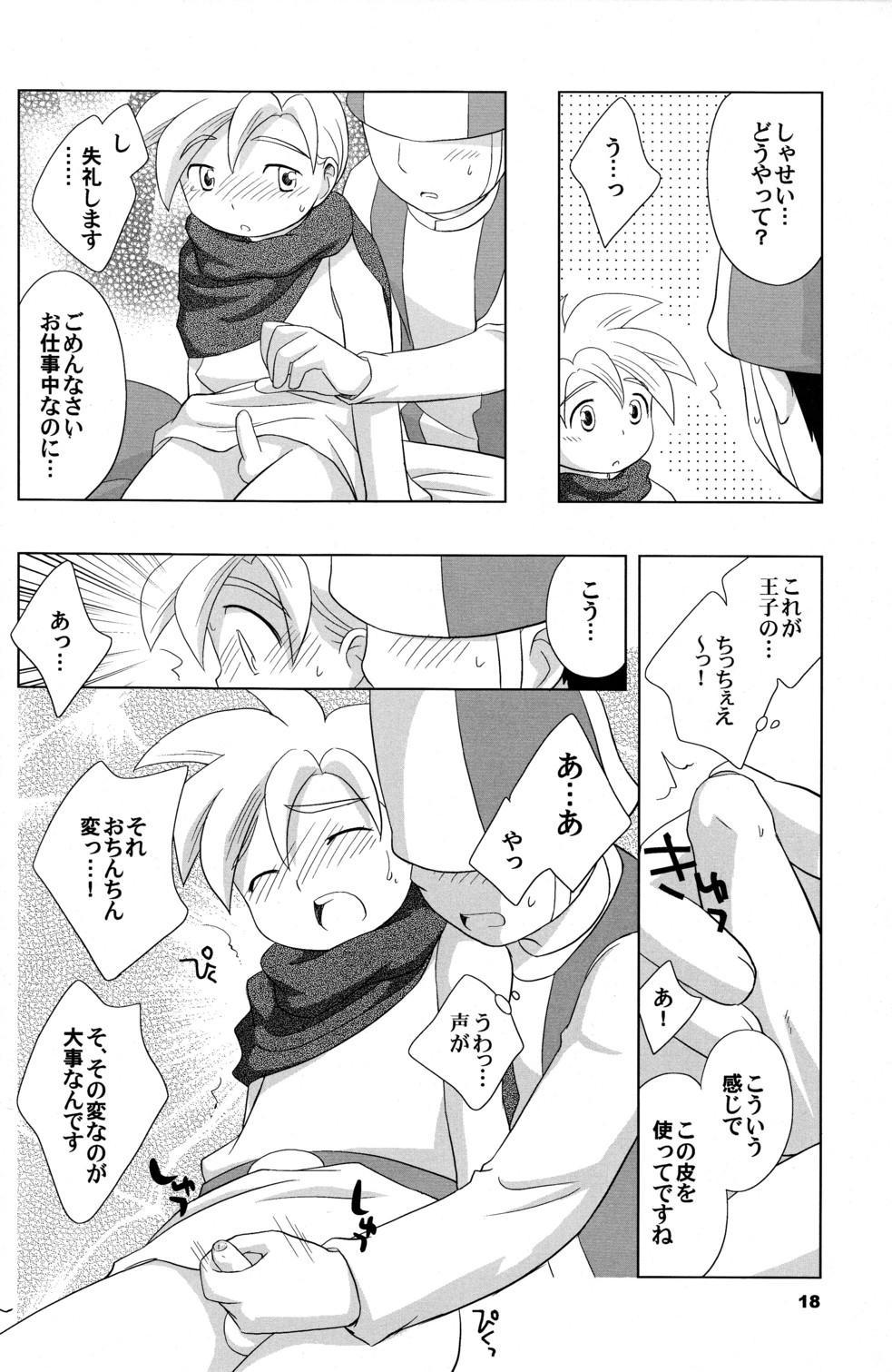 Hoshifuru Seisui 17