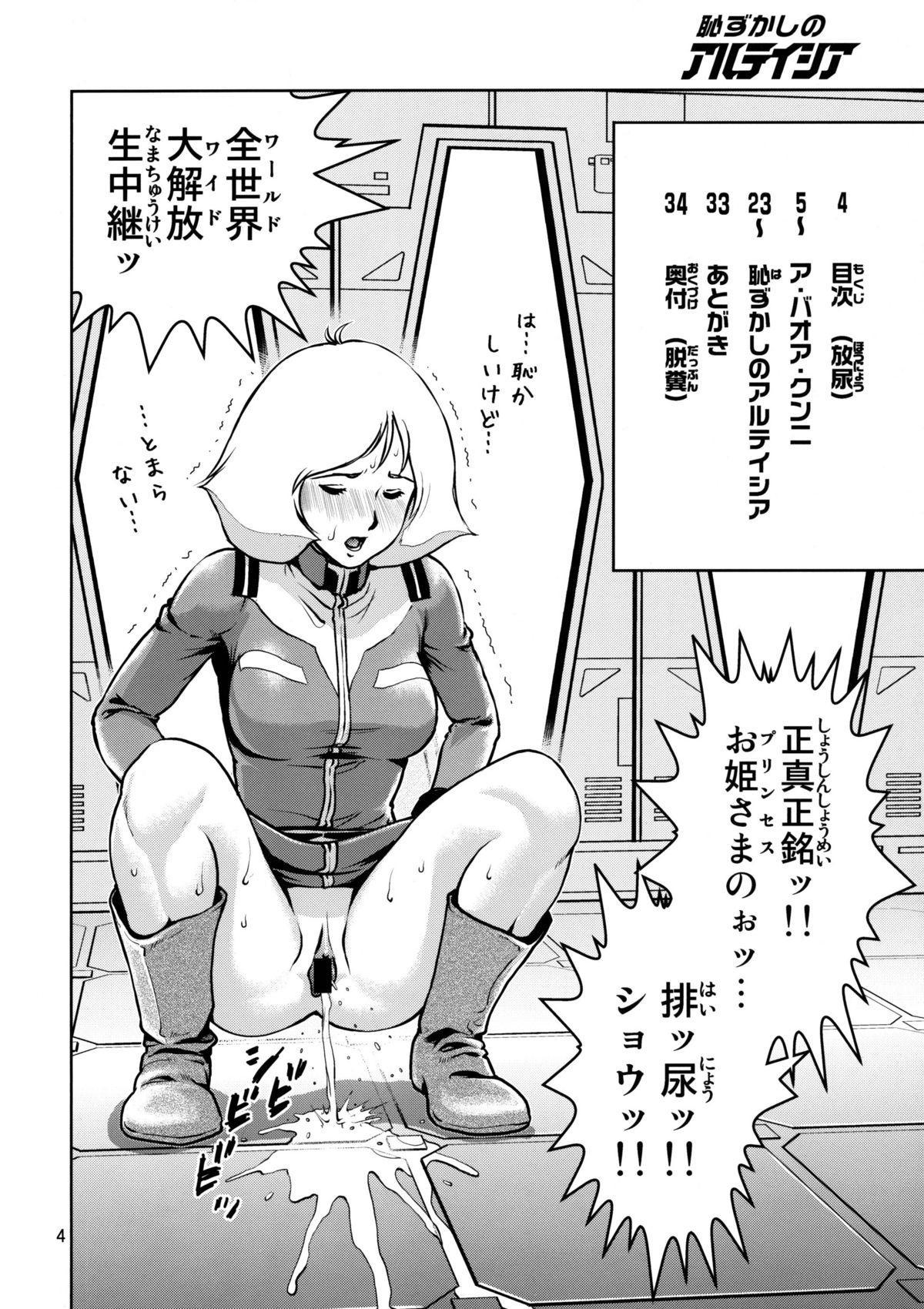 Hazukashi no Artesia 2