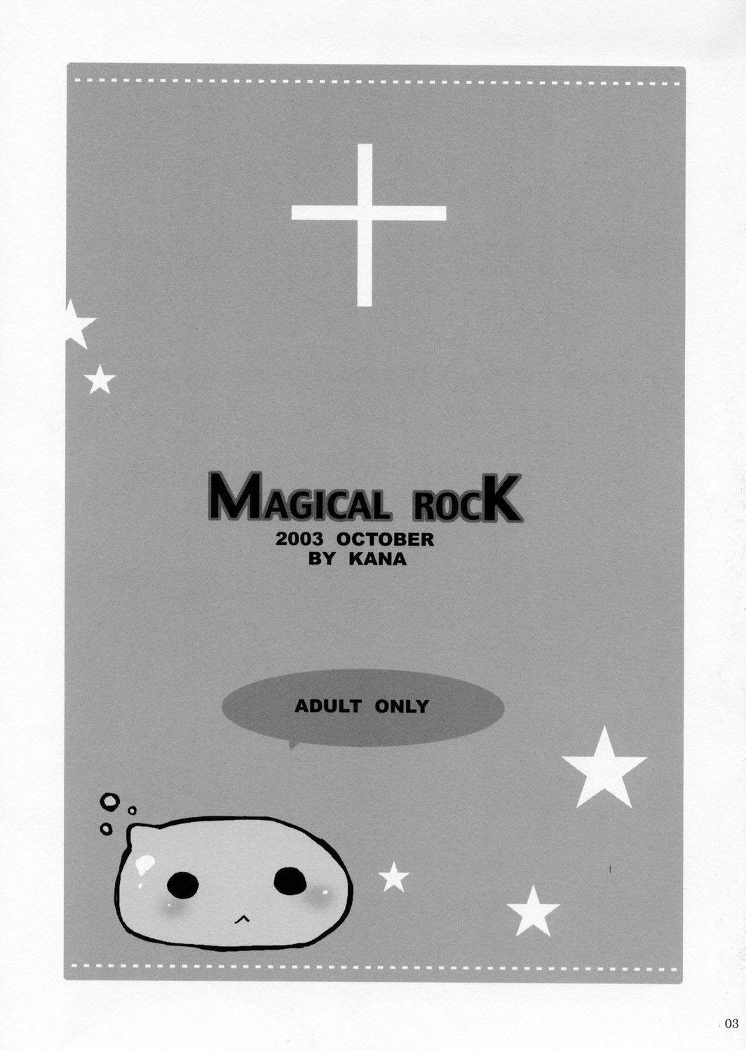 MAGICAL ROCK 1