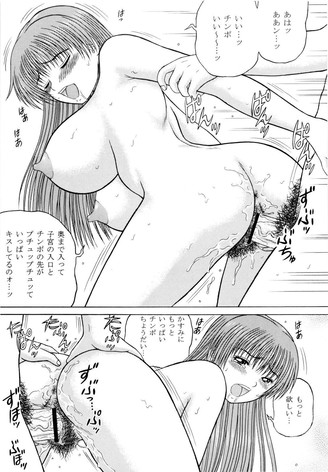 Kasumi dayori Santei 10