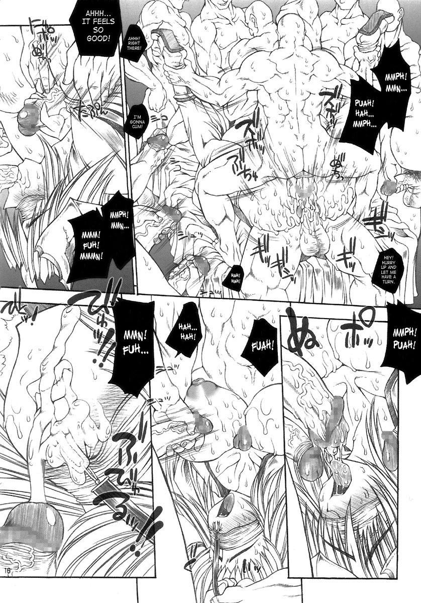 SGG Semen GangBang Girls ~ The Real darkside of Shinra Bansho ~ 15