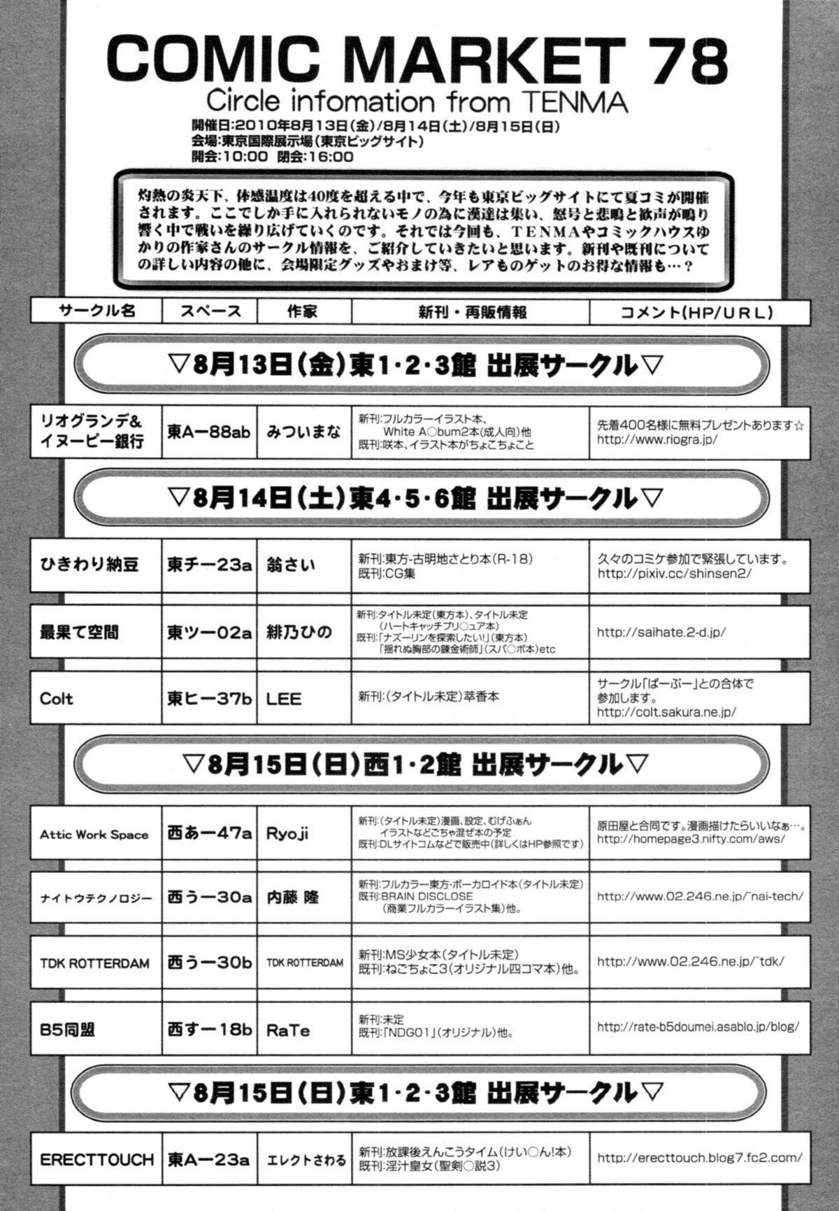 COMIC Tenma 2010-08 414