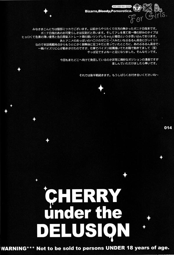 CHERRY under the DELUSION 13
