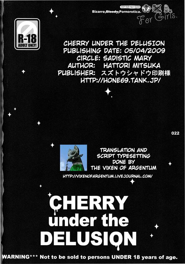 CHERRY under the DELUSION 19