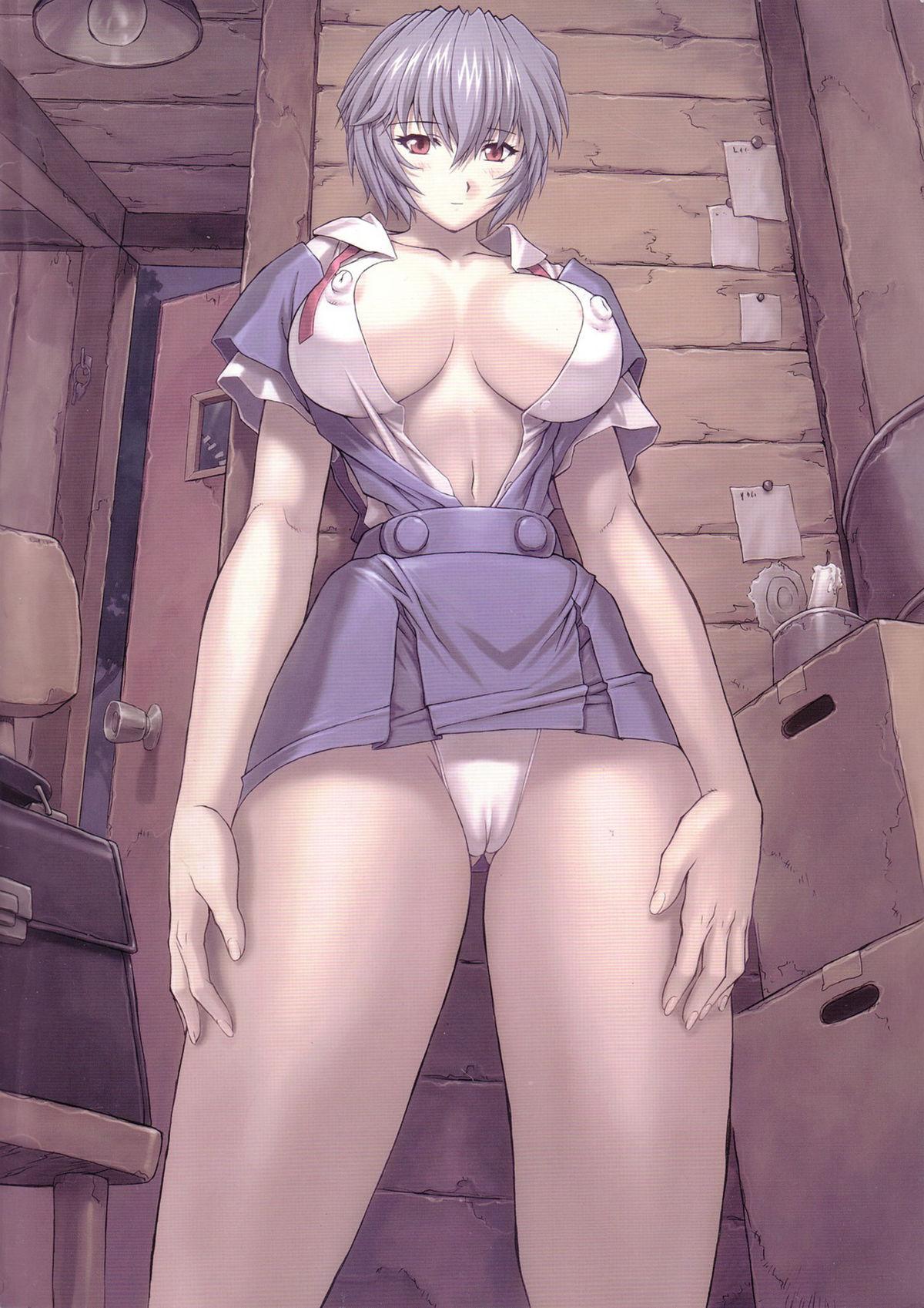 Ayanami 4 Boku no Kanojohen 1
