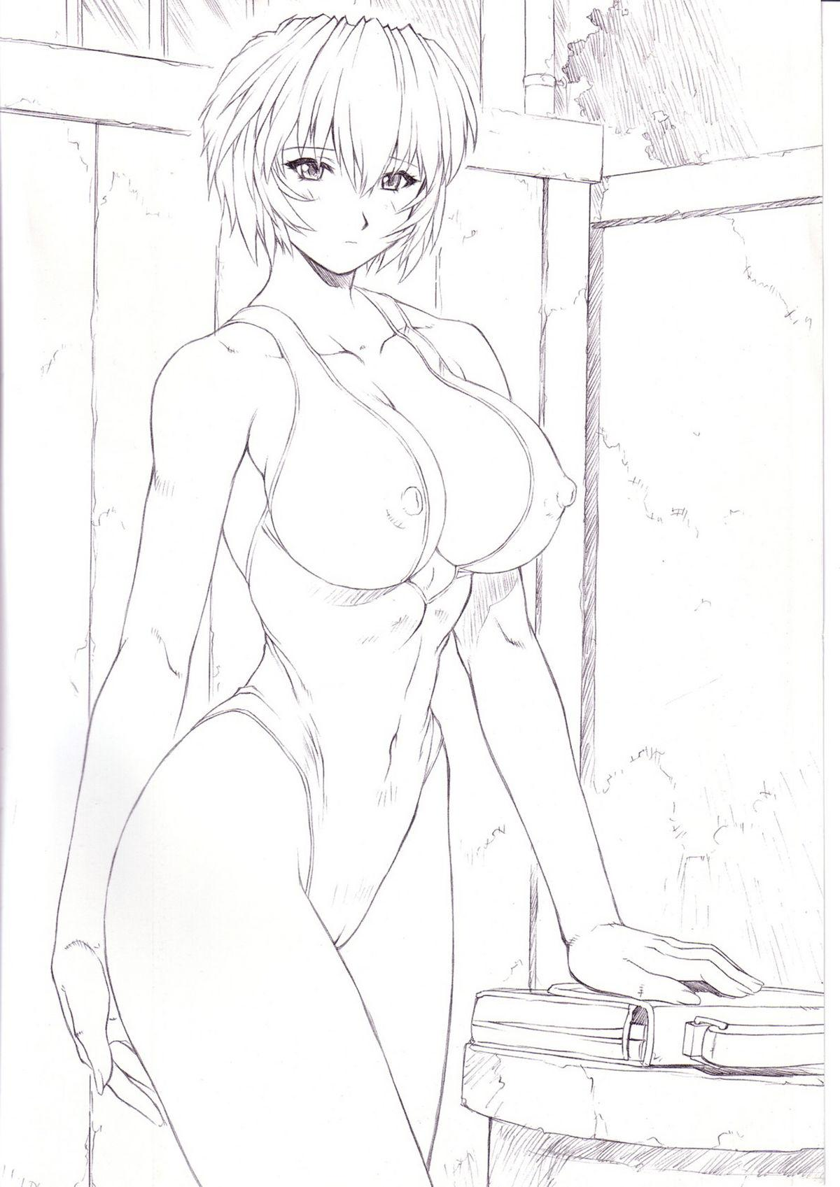 Ayanami 4 Boku no Kanojohen 2