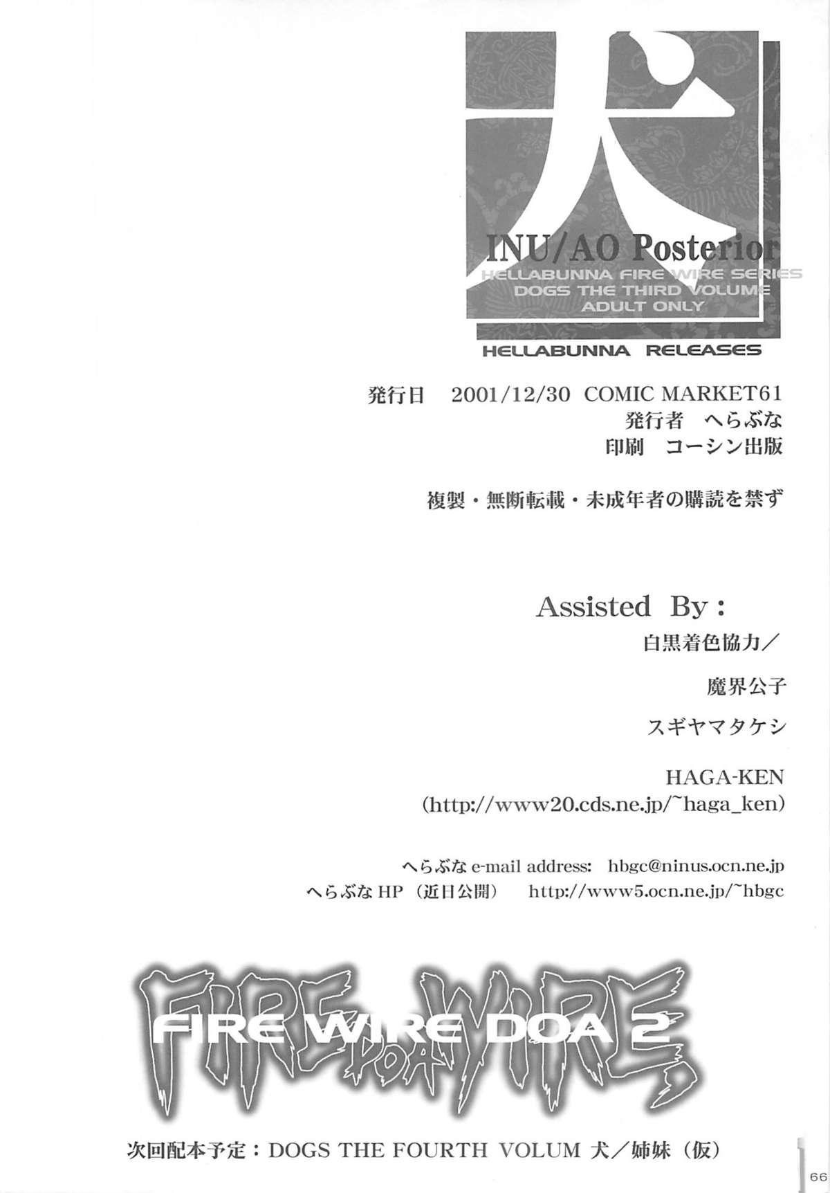 INU/AO Posterior 64