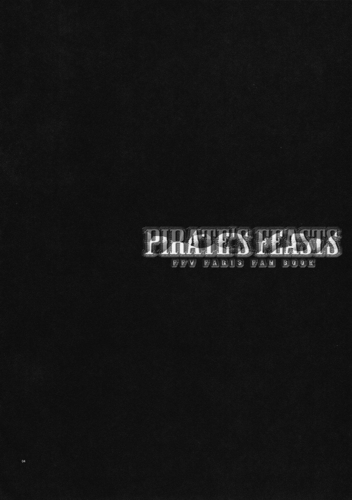 PIRATE'S FEASTS 2