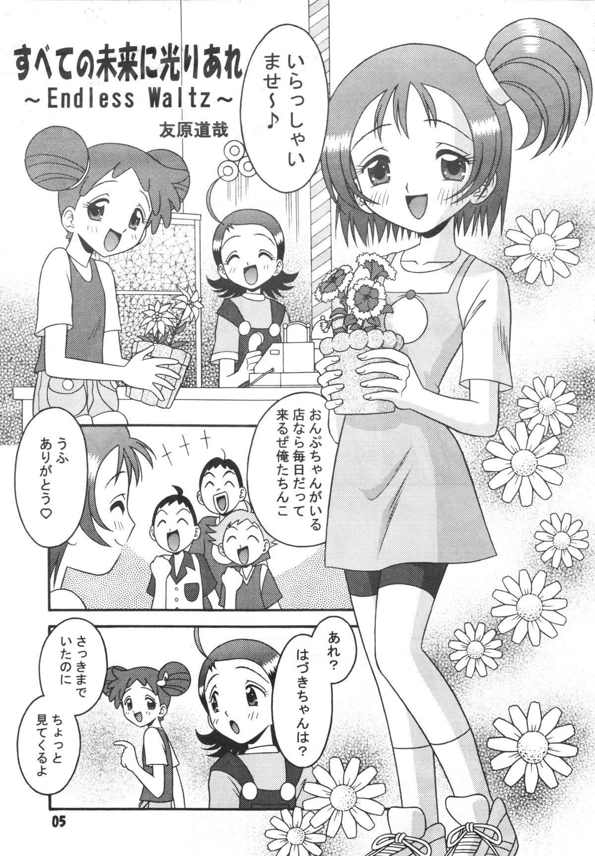 Subete no Mirai ni Hikariare 3 3