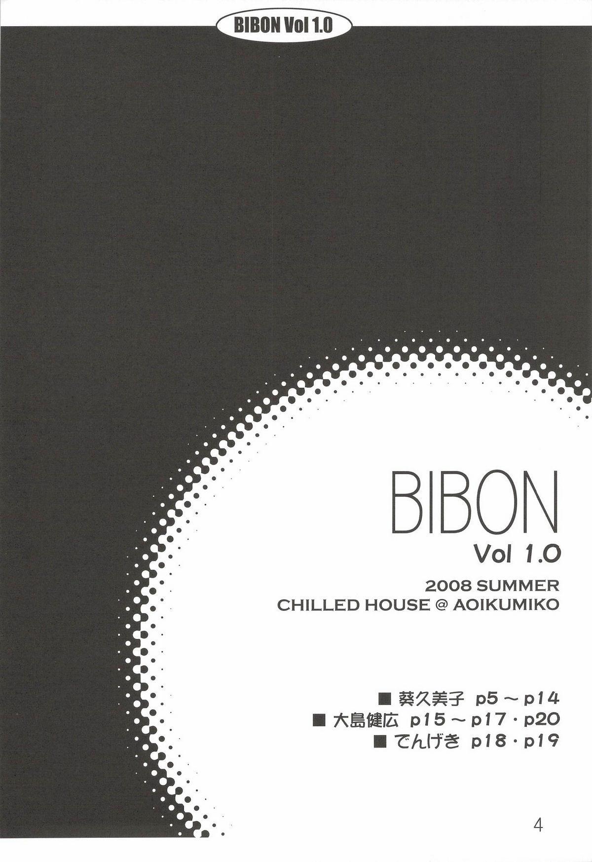 BIBON VOL 1.0 2