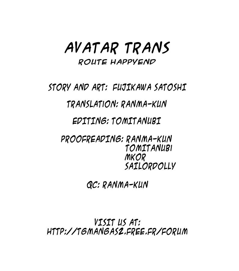 Trans Panic (Route happy end) english 32