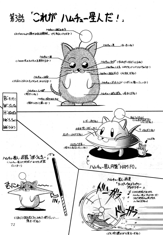 azuma . kyouto kojinshi mei ka higashi ya vol.0 ~ 3 73