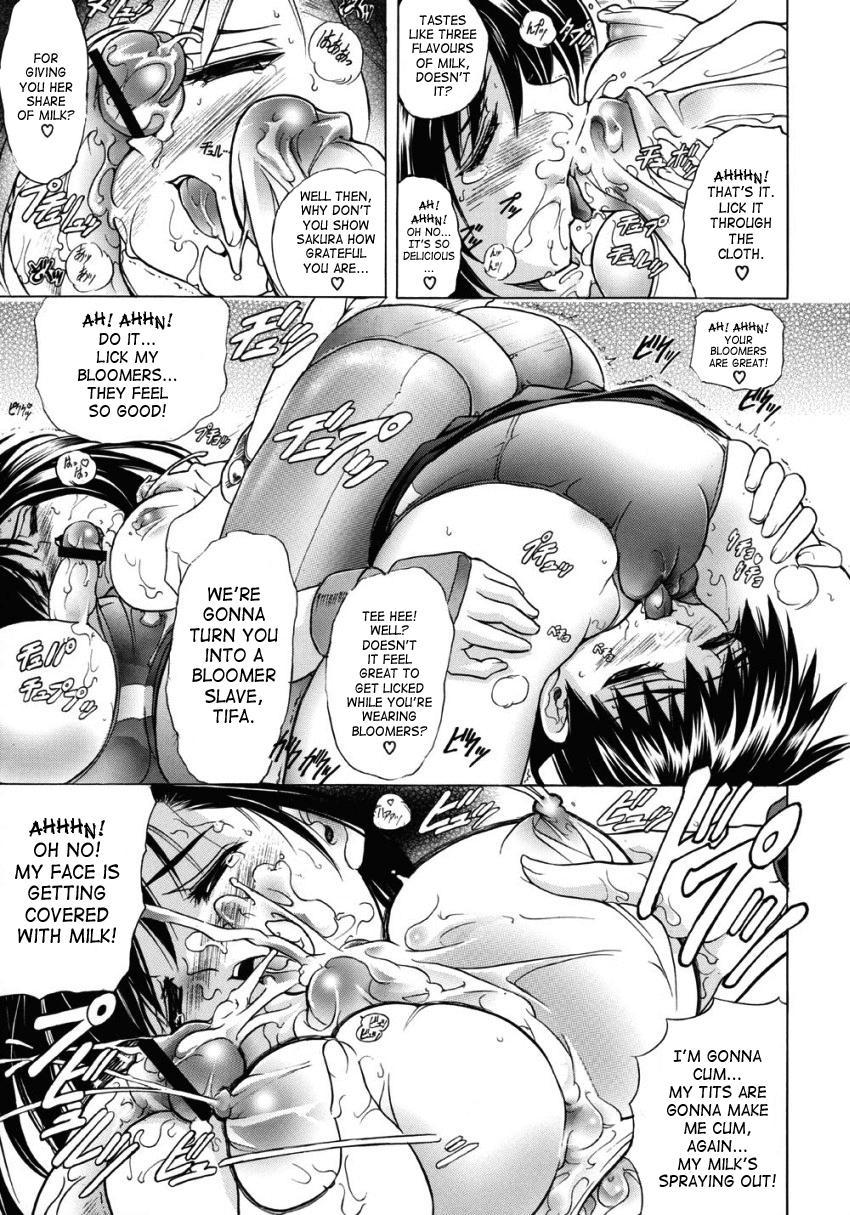 (C65) [Kawaraya Honpo (Kawaraya A-ta)] Hana - Maki no Nana - Hibana (Dead or Alive, Final Fantasy VII, Street Fighter) [English] [SaHa] 9