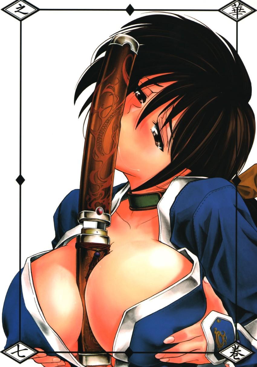(C65) [Kawaraya Honpo (Kawaraya A-ta)] Hana - Maki no Nana - Hibana (Dead or Alive, Final Fantasy VII, Street Fighter) [English] [SaHa] 42