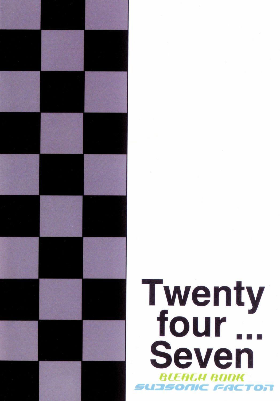 Twentyfour...Seven 25
