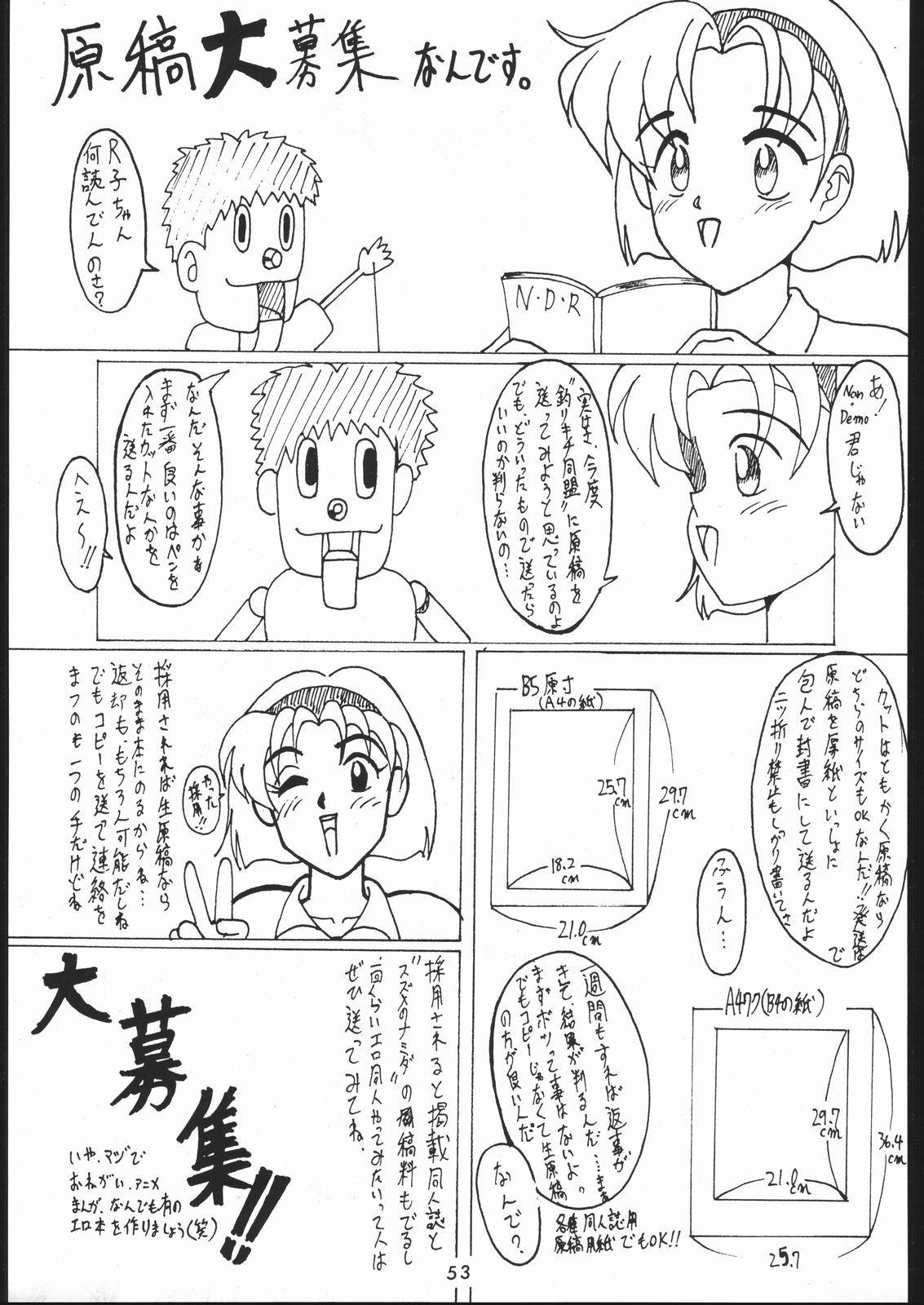 秘密戦隊Nan・Demo-9 51