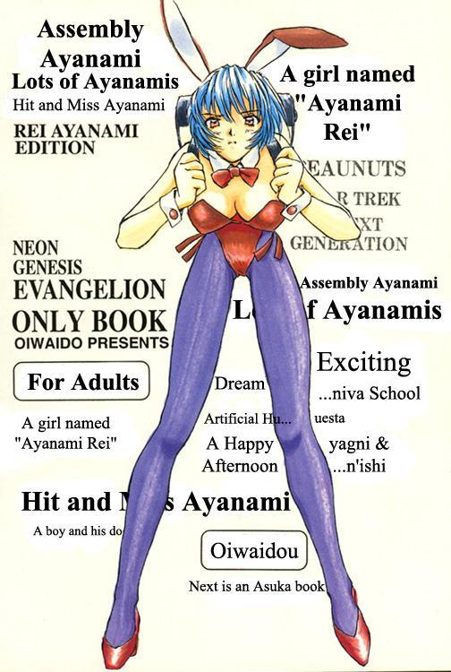 Ayanami Rei Hen 48