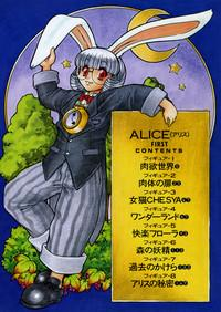 ALICE First 4