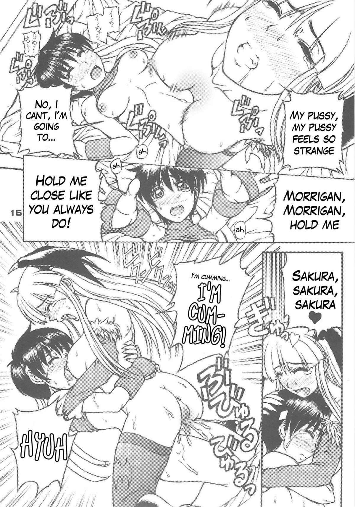 Sailor fuku to Kikai jin Koumori Oppai   Sailor Suit & Vampire Tits! 15