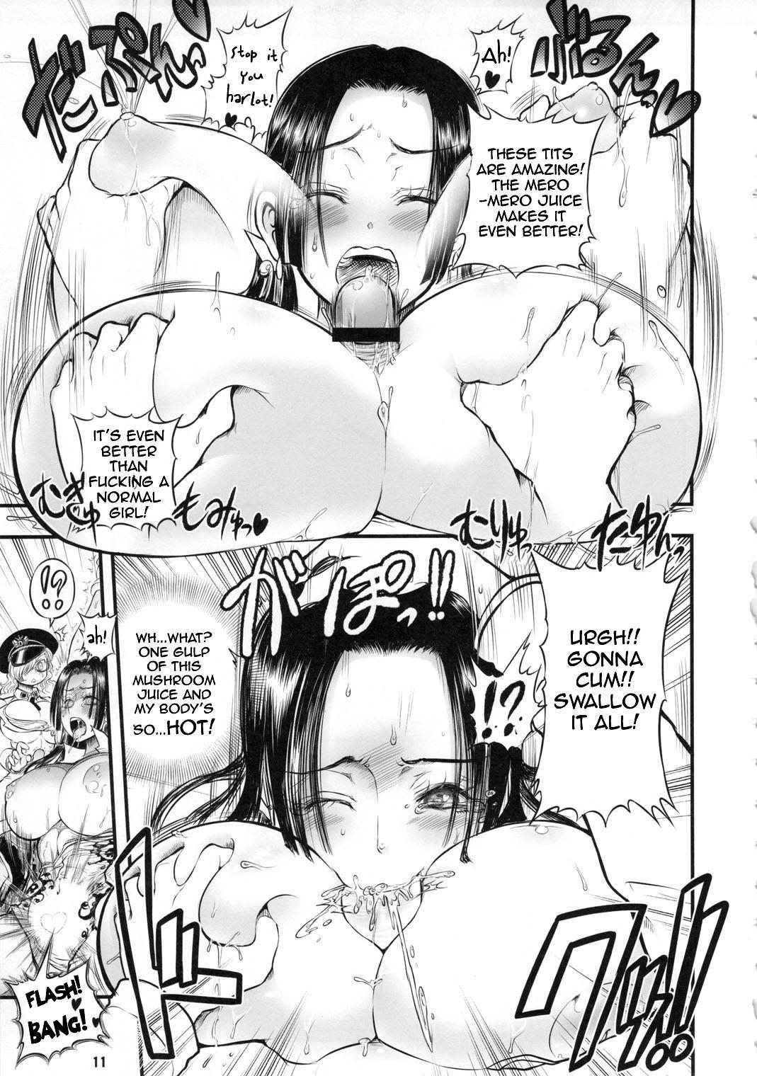 Midarezaki Kaizoku Jotei | Bloom Pirate Hooker Queen 9