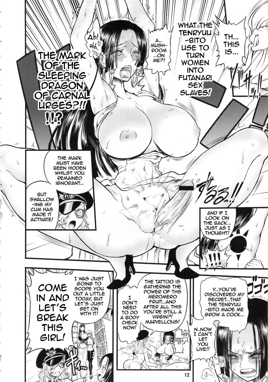 Midarezaki Kaizoku Jotei | Bloom Pirate Hooker Queen 10