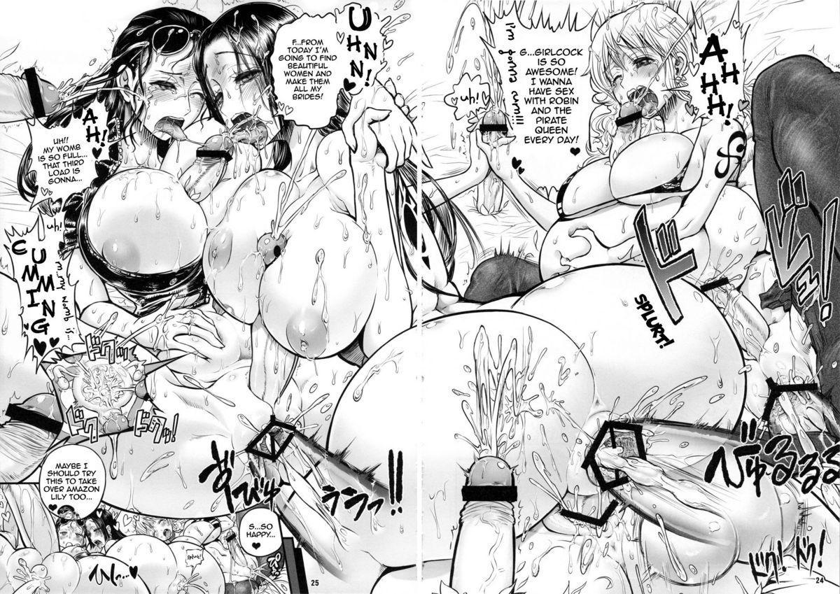 Midarezaki Kaizoku Jotei | Bloom Pirate Hooker Queen 22