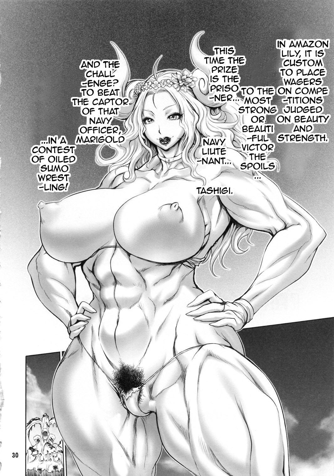 Midarezaki Kaizoku Jotei | Bloom Pirate Hooker Queen 27
