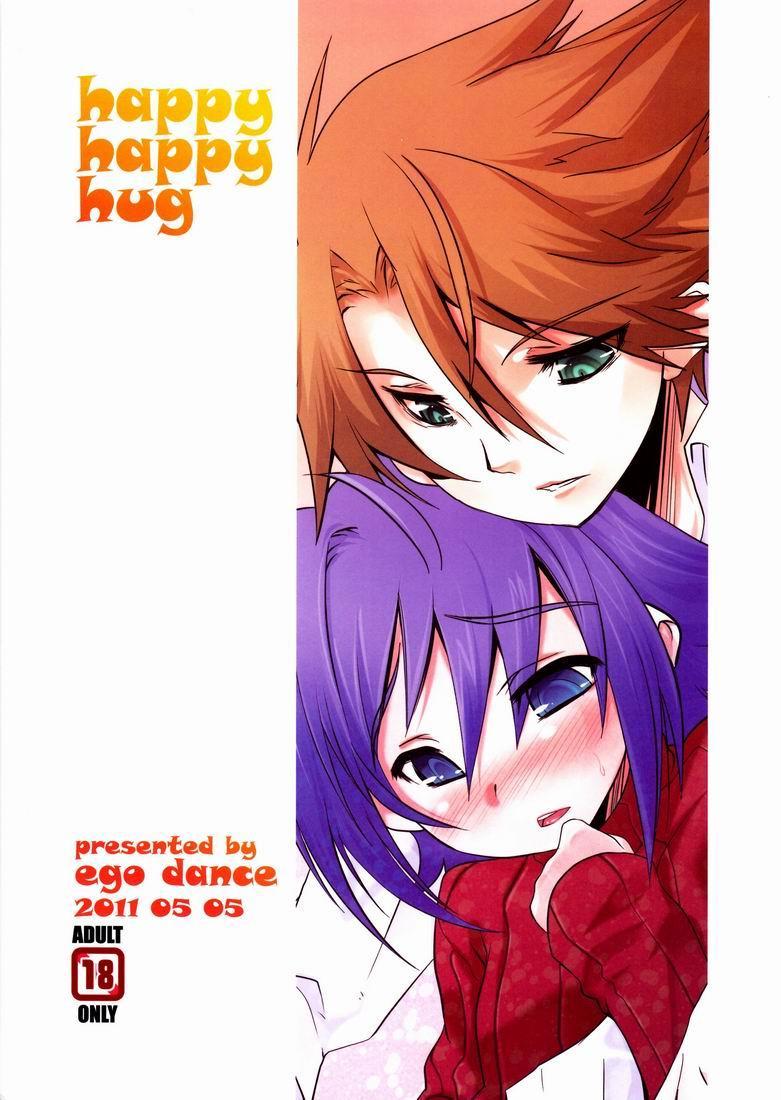Happy Happy Hug 25