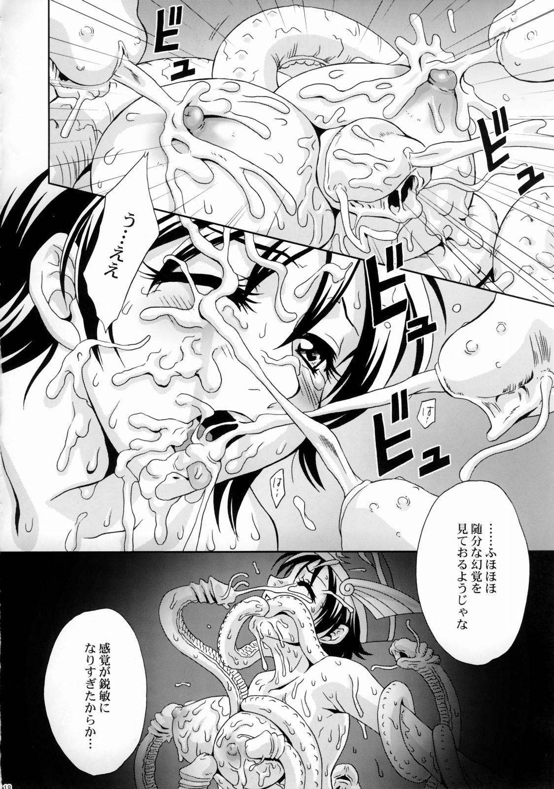 In Sangoku Musou Rikuson Gaiden 16