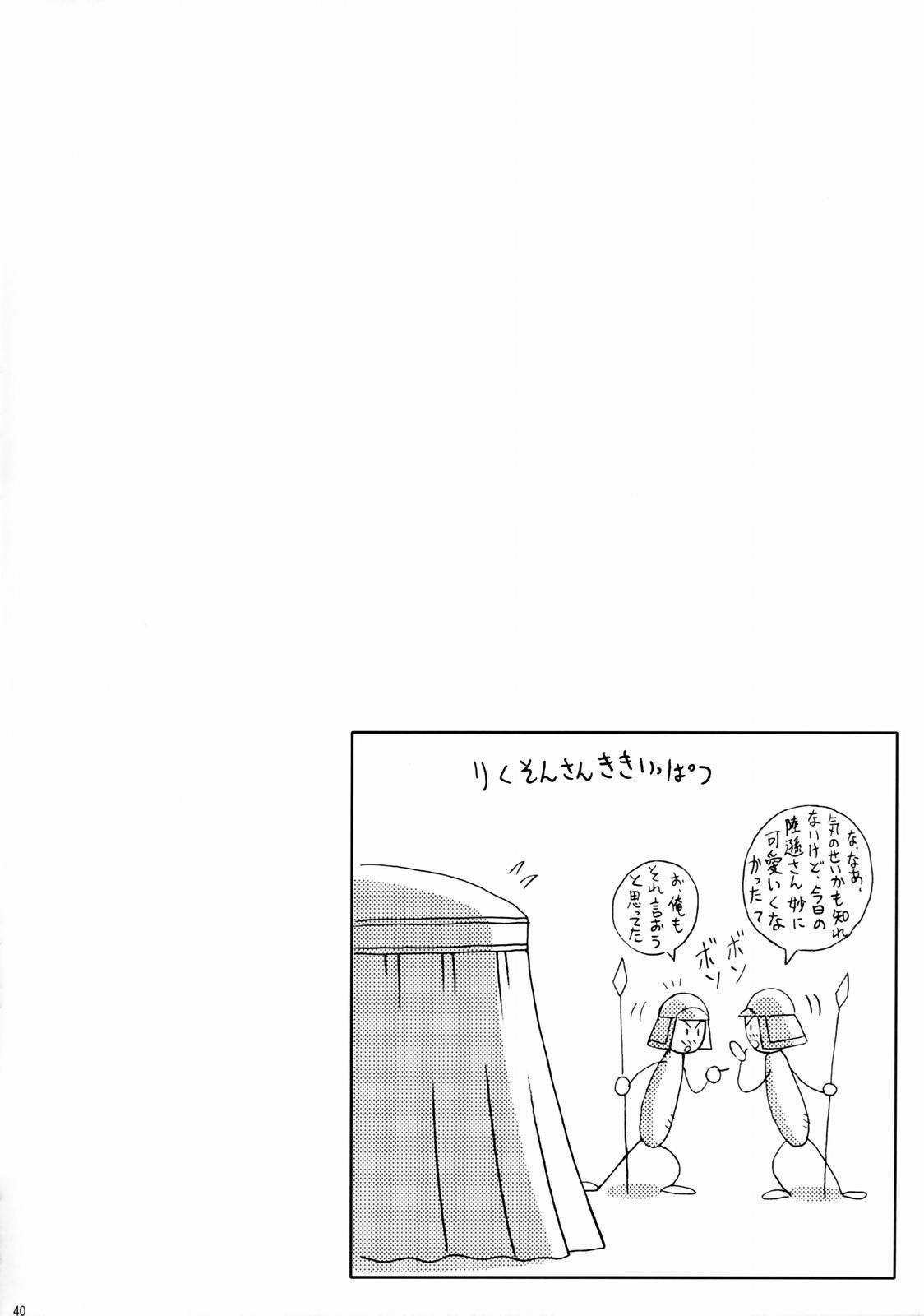 In Sangoku Musou Rikuson Gaiden 38