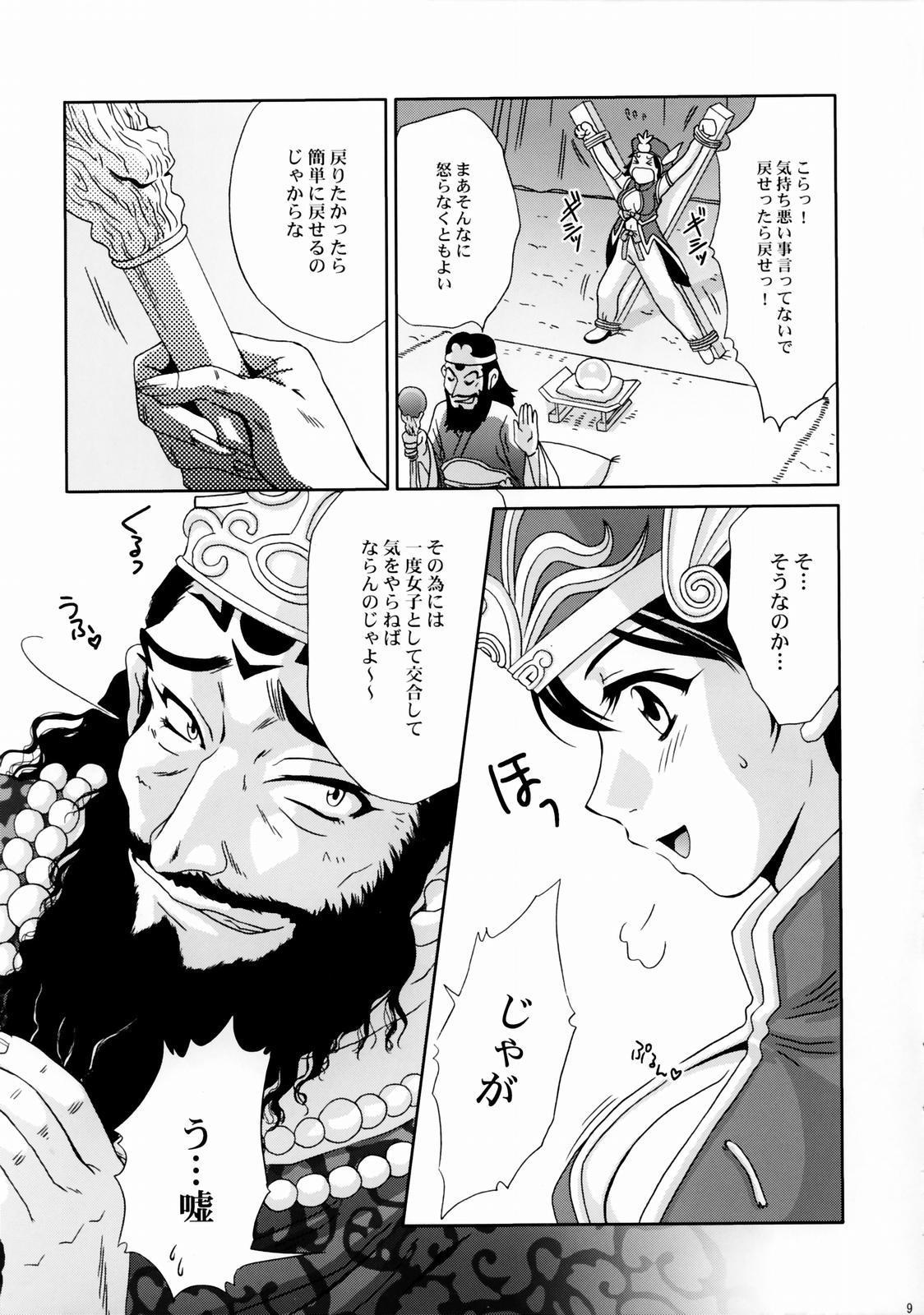 In Sangoku Musou Rikuson Gaiden 7