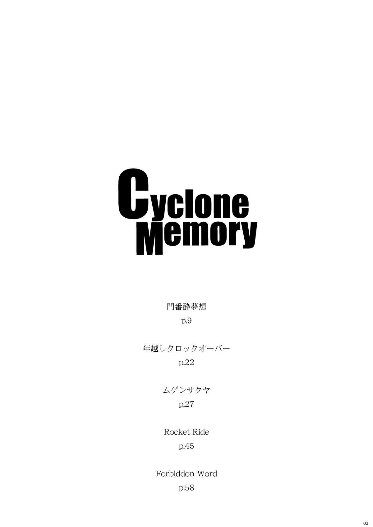 Cyclone Memory 2