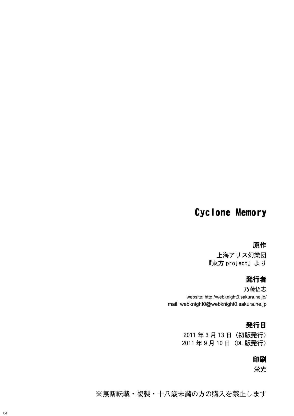 Cyclone Memory 65