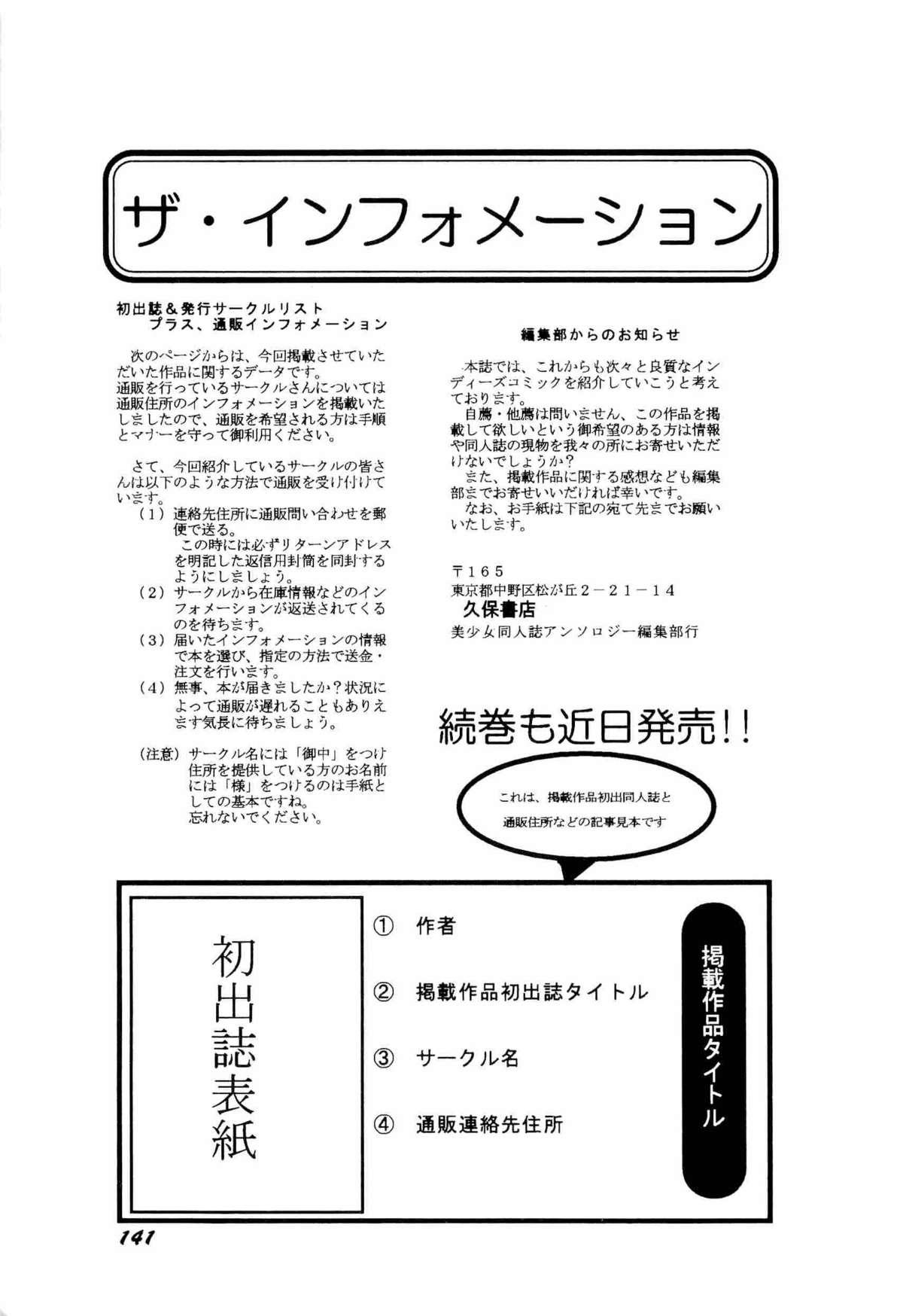 Bisyoujo Anthology '93 jyoukan 143