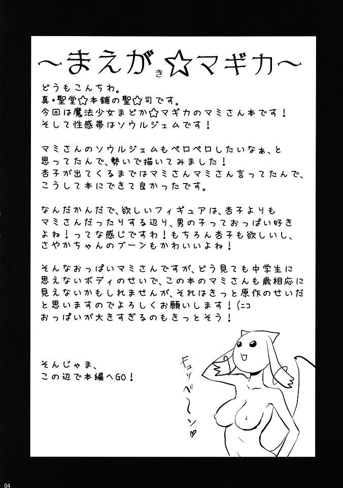 Mami san mo Seikantai wa Soul Gem 2